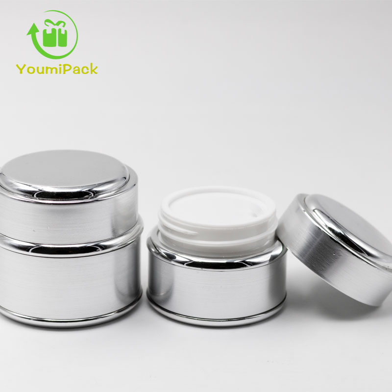 High end cosmetic jar 30g 50g