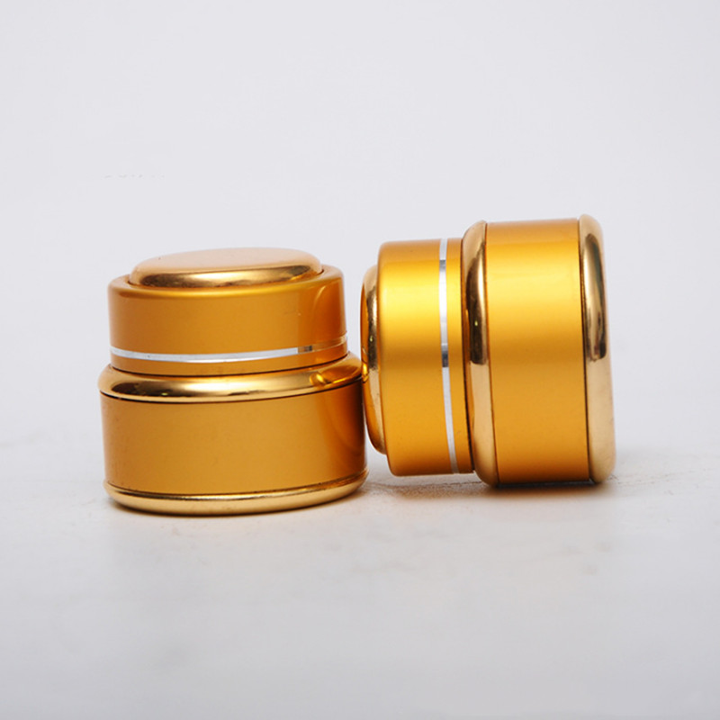 Oxidation alumuinum cosmetic jar 30g 50g
