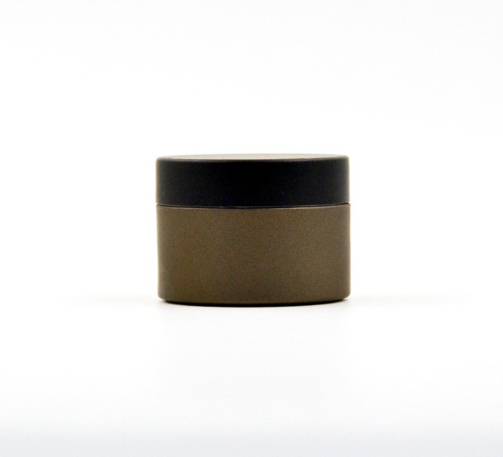 50g PLA biodegradable jar with lacquer finish