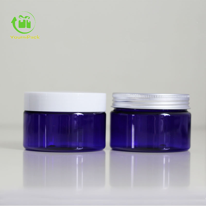 200g PET jar mask jar